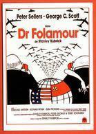 Carte Postale : Dr Folamour (film - Cinéma - Affiche) Illustration : Tomi Ungerer - Ungerer