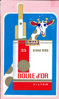 Sticker - 25 KING SIZE - BOULE D'OR - Filter - Giraf - Autocollants