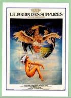Carte Postale : Le Jardin Des Supplices (film - Cinéma - Affiche) Illustration : Siudmak (femme Nue) - Posters On Cards