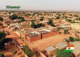 Niger Niamey Aerial View New Postcard - Niger
