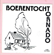 Sticker - BOERENTOCHT - TORNADO - Autocollants