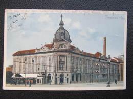 AK TEMESVAR Timisoara Hotel Krone Josefstadt 1917 // D*38363 - Rumänien