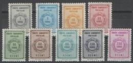 1964 TURKEY OFFICIAL STAMPS MNH ** - 1921-... République