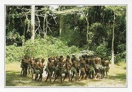 Congo (Zaïre) Danse Pygmée (2 Scans) - Congo - Kinshasa (ex-Zaïre)