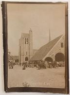 L'église Saint-Martin à Égreville. 1899. - Old (before 1900)