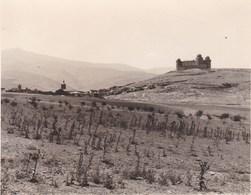 LA CALAHORRA 1935 Vue D'ensemble Photo Amateur Format Environ 7,5 Cm X 5,5 Cm - Places