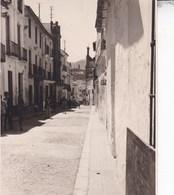 ANTEQUERA 1946 Vue D'ensemble Photo Amateur Format Environ 7,5 Cm X 5,5 Cm ESPAGNE - Places