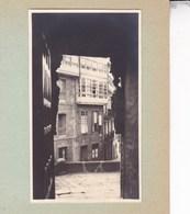 LA COROGNE SANTIAGO 1929  Vue D'ensemble Photo Amateur Format Environ 7,5 Cm X 5,5 Cm ESPAGNE - Places