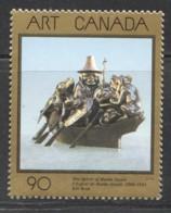 1996  ART Canada  The Spirit Of Haida Gwaii  Sc 1602 MNH - 1952-.... Règne D'Elizabeth II