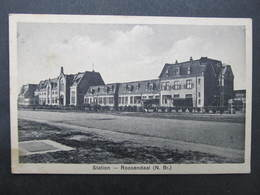 AK Roosendaal Station Bahnhof Ca.1920  // D*38394 - Roosendaal