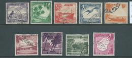 Nauru 1954 Definitive Set 9 VFU - Nauru