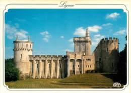 LIGNAC La Forteresse  38  (scan Recto-verso)MA224Ter - France