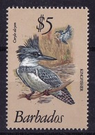 Barbados (Sc # 510) MNH (Single--$5 Value Of Set) BIRDS (1979)s1 - Barbados (1966-...)