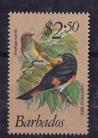 Barbados (Sc # 509) MNH (Single--$2.50 Value Of Set) BIRDS (1979)s1 - Barbados (1966-...)