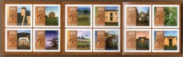 2011 World Heritage Complete Booklet 12 Values MNH - Norfolk Island