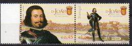 2004 King Joao IV 2 Values MNH - Unused Stamps