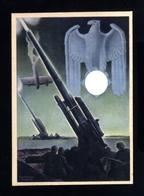 15713-GERMAN EMPIRE-MILITARY PROPAGANDA POSTCARD WEHRMACHT.WWII.Hoffmann.DEUTSCHES REICH.Postkarte.Carte Postale - Covers & Documents