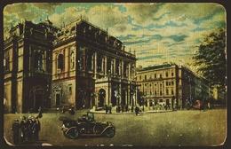 Budapest  -  Andrassy-Strasse Mit Der Oper  -  Ansichtskarte Ca. 1918    (10839) - Hungary