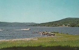 Wallace Lake, Quebec Vermont Border  Frontiere Quebec Vermont - Andere
