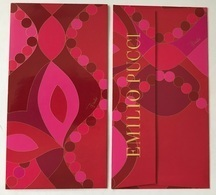 Red Pocket CNY Nouvel An Chinois EMILIO PUCCI 2019 Lunar New Year - Perfume Cards