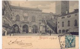 BERGAMO -- BIBLIOTECA CIVICA.... - Bergamo