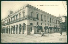 A10 ALGERIA ALGERIE CPA  ALGER - LA POSTE - Sonstige