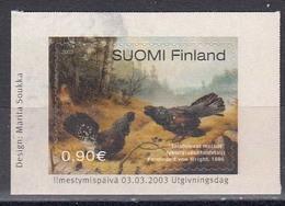 Finland 2003 - Art. Tableau De Peintre Ferdinand Von Wright, Mi-Nr. 1648, MNH** - Finlande