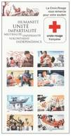 France 2015 - Carnet Croix-Rouge  Stamp Booklet Mnh - Cruz Roja