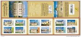 France 2015 - Carnet Architecture Renaissance  ** Stamp Booklet Mnh - Cruz Roja