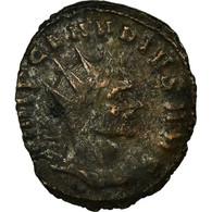 Monnaie, Claude II Le Gothique, Antoninien, 268-270, Rome, TB+, Billon, RIC:63 - 5. L'Anarchie Militaire (235 à 284)