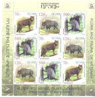 2018. Mountainous Karabakh, Flora & Fauna, Sheetlet, Mint/** - Armenia