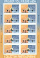FRANCE 2002 BLOC FEUILLET NEUF** PA 65 - 10 TIMBRES YT - F65A - COTE 100 EURO - 1960-.... Neufs