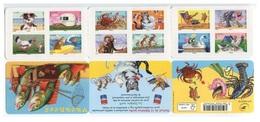 France 2014 - Vacances ** Stamp Booklet Mnh - Cruz Roja