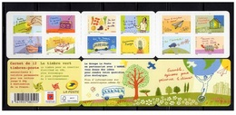 France 2014 - Ensemble Agissons Pour Préserver Le Climat ** Stamp Booklet Mnh - Cruz Roja