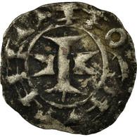 Monnaie, France, Languedoc, Anonymes, Obole, TB+, Billon, Boudeau:754 - 476-1789 Monnaies Seigneuriales