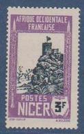 NIGER        N°  YVERT  49   NEUF AVEC CHARNIERE      ( Char 02/21 ) - Unused Stamps