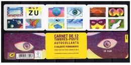 France 2015 - La Vue ** Stamp Booklet Mnh - Cruz Roja