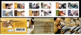 France 2015 - L'art Et La Matiere ** Stamp Booklet Mnh - Cruz Roja