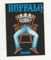 Autocollant, Jeans ,  BUFFALO - Autocollants