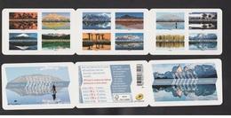 France 2017 - Paysages Reflets Du Monde ** Stamp Booklet Mnh - Cruz Roja