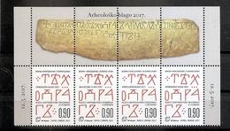 BOSNIA AND HERZEGOVINA  2017,POST MOSTAR,ARCHAEOLOGY,,MNH - Archaeology