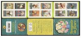 France 2015 - Bouquets De Fleurs ** Stamp Booklet Mnh - Cruz Roja
