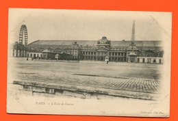 ET/193  PARIS L ECOLE DE GUERRE // Roue - Altri Monumenti, Edifici