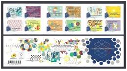 France 2014 - La Nouvelle France Industrielle ** Stamp Booklet Mnh - Cruz Roja