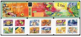 France 2016 - L'ouie ** Stamp Booklet Mnh - Cruz Roja