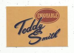 Autocollant, Enjoyable , TEDDY SMITH - Autocollants
