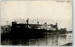 52942065 - Schiff Boulogne S/Mer Chargeurs Reunis - Commerce
