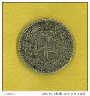 ITALIA REGNO - 2 Lire In Argento Zecca Di Roma Qualità [BB+] Anno 1881 - 1861-1946 : Regno