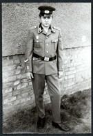 C5540 - TOP Foto - Soldat Offizier Uniform Armee NVA DDR - Fotografie