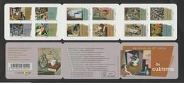 France 2012 - Cubisme ** Stamp Booklet Mnh - Cruz Roja